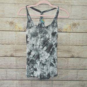 C & C California Tye Dye Tank Top Size Small